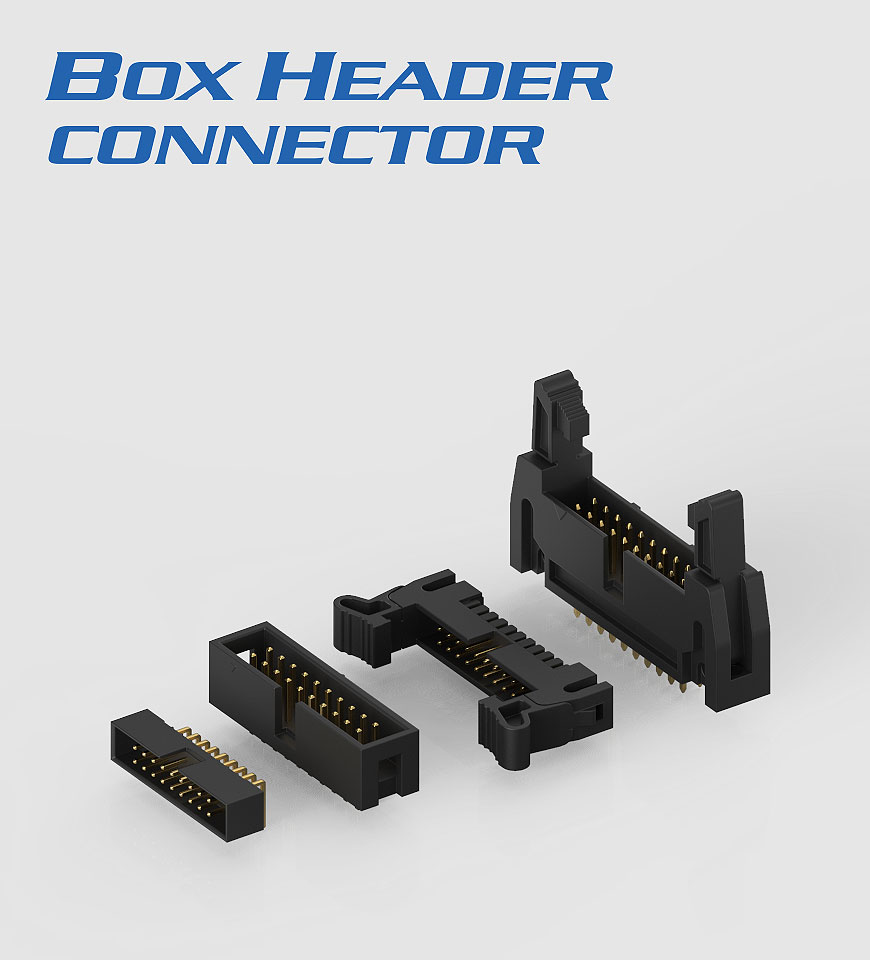 Box Header Connector